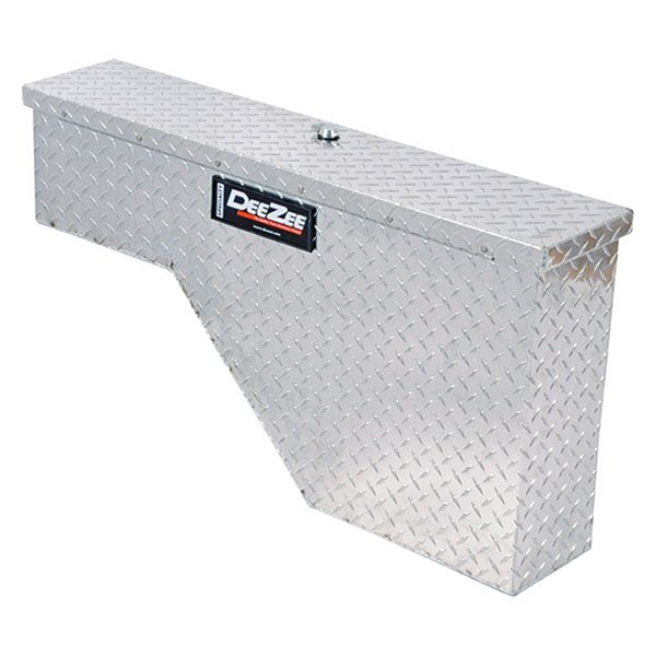 Dee Zee® - Specialty Series Single Lid Driver Side Wheel Well Tool Box
