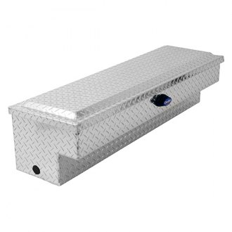 Dee Zee® - Blue Label Standard Single Lid Side Mount Tool Box