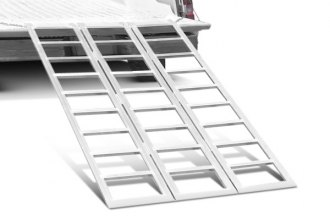 Image may not reflect your exact vehicle! Dee Zee® - Tri-Fold Bed Ramp