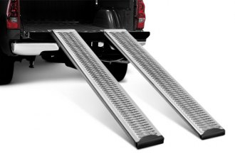 Image may not reflect your exact vehicle! Dee Zee® - Industrial Steel Bed Ramp