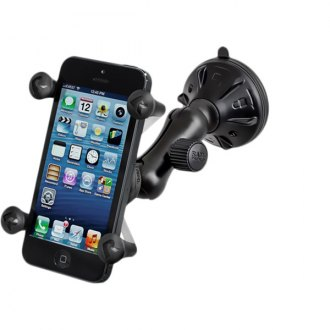Dee Zee® - RAM Mount Universal X-Grip Lite Suction Mount