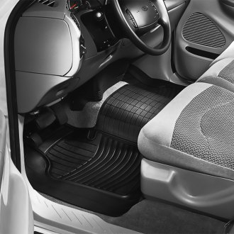 Dee Zee® - Full Black Front Floor Mat