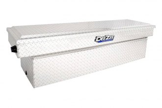Dee Zee® - Blue Label Standard Single Lid Crossover Tool Box