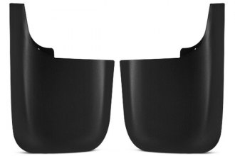 Dee Zee® - Black Composite Splash Guards