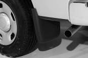Dee Zee® - Black Composite Front Splash Guards