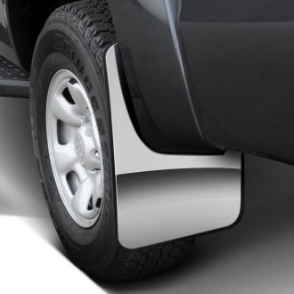 Dee Zee® - Stainless Steel Rear Mud Flaps