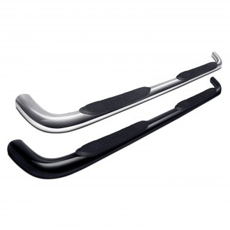 "Dee Zee® - 4"" Cab Length Oval Nerf Bars"