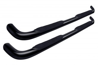 "Dee Zee® - 4"" Oval UltraBlack Nerf Bars"
