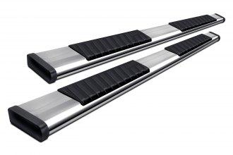 Dee Zee 174 Dz16123 6 Quot Cab Length Polished Nerf Bars