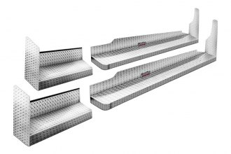 Dee Zee® - Brite-Tread™ Aluminum Running Boards