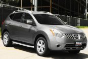 Image may not reflect your exact vehicle! NX™ Running Board Installed on Nissan Rogue