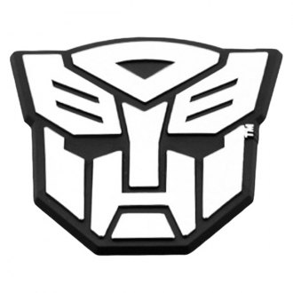 DefenderWorx® - Transformers™ Two Tone Badge