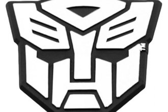 DefenderWorx® - Two Tone Transformers™ Autobot Badge