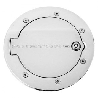 DefenderWorx® - Locking Gas Cap with Mustang Logo