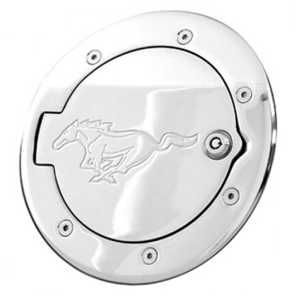 DefenderWorx® - Locking Gas Cap with Dancing Pony Logo