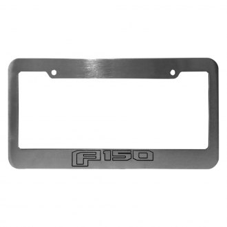 DefenderWorx® - License Plate Frame