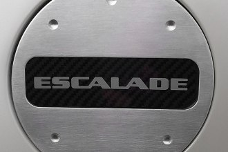 DefenderWorx® - Gas Cap with Carbon Fiber Insert and Silver Logo