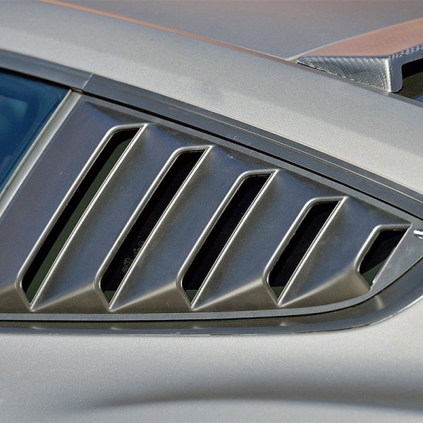 DefenderWorx® - Window Louvers