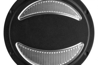 DefenderWorx® - Two Tone Black and Machined Gas Cap