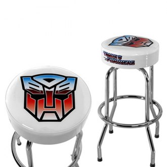DefenderWorx® - Transformers™ Autobot and Decepticon Chair