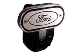 "DefenderWorx® - Hitch Step with ""Ford"" Logo for 2"" Receiver"