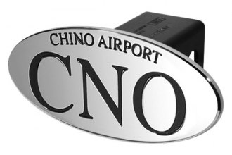 DefenderWorx® - Black Hitch Cover - CNO Chino Airport Style