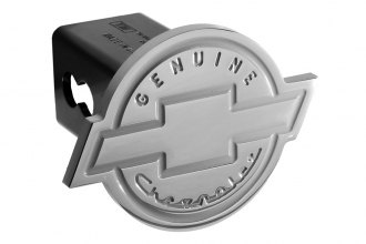 DefenderWorx® - Hitch Cover with Genuine Chevrolette Logo and Bowtie