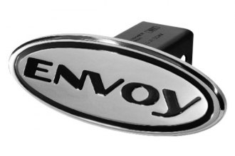 "DefenderWorx® - 2"" GMC Envoy Style Black Hitch Cover"
