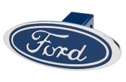 DefenderWorx® - Ford Style Hitch Cover - Premium Design Style