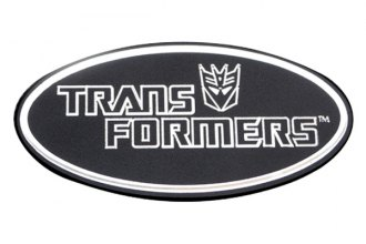 DefenderWorx® - Decepticon Hitch Cover