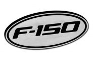 "DefenderWorx® - Hitch Cover with ""F-150"" Logo for 2"" Receiver"