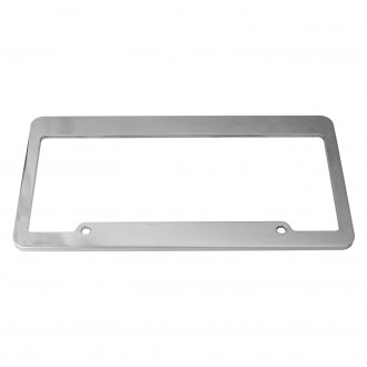 DefenderWorx® - 2-Hole License Plate Frame