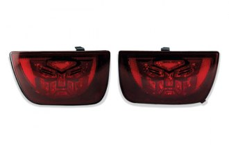 DefenderWorx® - Autobot LED Tail Lights with Red Lens