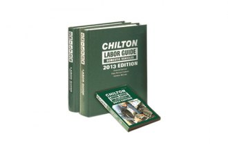 Chilton® - Labor Guide CD-ROM