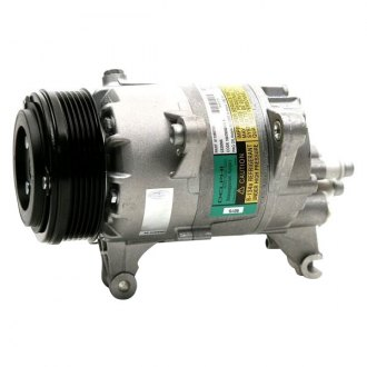 Delphi® - A/C Compressor with Clutch