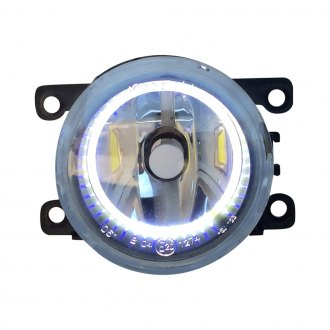"Delta Lights® - Bumper 3088 Series 3.5"" Round Fog Lights with Halos"