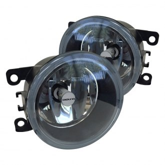 "Delta Lights® - Fascia/Bumper 3088 Series 3.5"" Round LED Fog Light Kit"