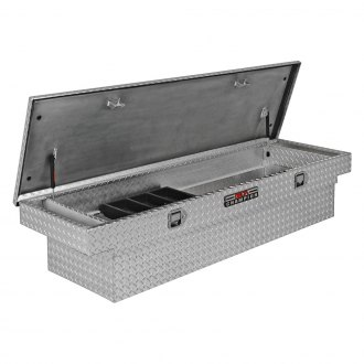 Delta® - Champion Standard Single Lid Crossover Tool Box with Gearlock