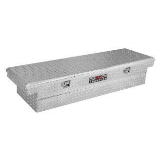 Delta® - Champion Single Lid Crossover Tool Box with Gearlock (Bright)