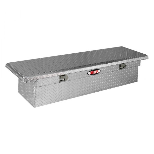 Truck Bed Toolbox >> Delta® - Ford Ranger 1983-2011 Low Profile Single Lid Crossover Tool Box