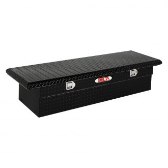 Delta® - Low Profile Single Lid Crossover Tool Box