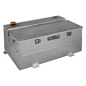 Delta® - Fuel-N-Tool Combo Liquid Transfer Tank with Removable Chest