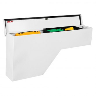 Delta® - Wheel Well Toolbox with Tray