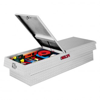 Delta® - VALUE Dual Lid Gull Wing Crossover Tool Box