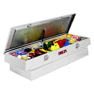 Delta® - Standard Single Lid Crossover Tool Box