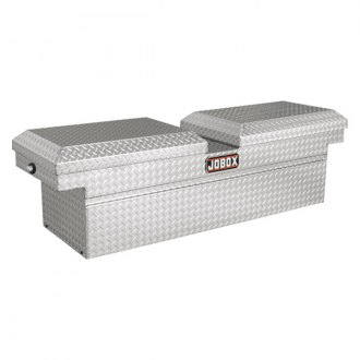 Jobox® - Standard Dual Lid Gull Wing Crossover Tool Box