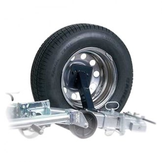 Demco® - Kar Kaddy 3 Spare Tire and White Wheel