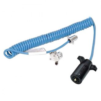 Demco® - Auxiliary Coiled Lighting Cable