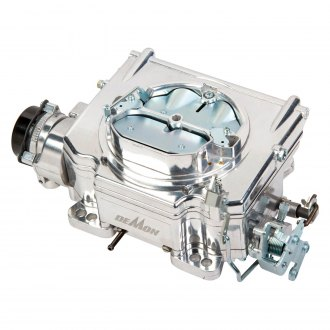 Demon Carburetion® - Street Demon™ Vacuum Triple Stack Carburetor