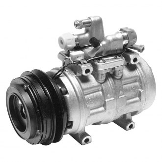 Denso® - Remanufactured A/C Compressor with Clutch